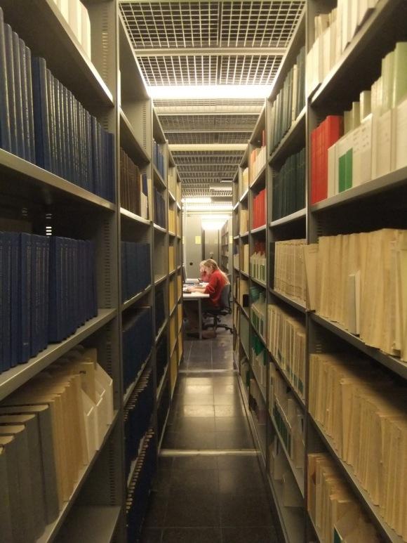 Kumpula campus library, 29/9/11