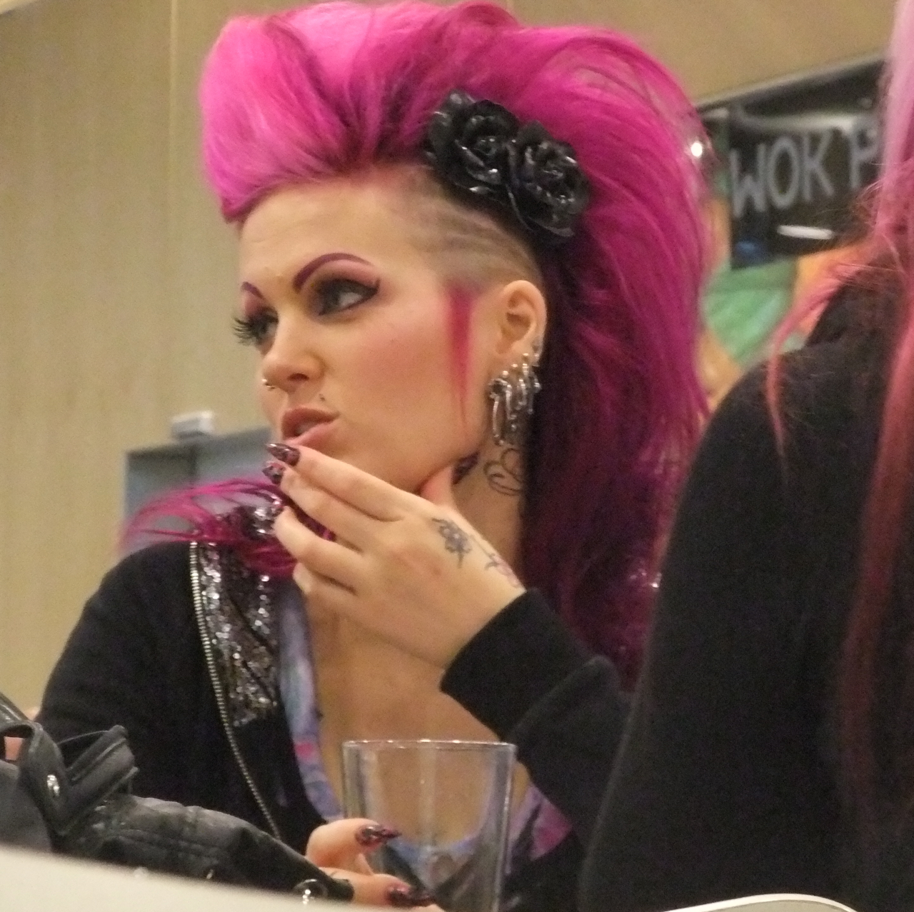 15 Pretty And Punky Pink Hairstyles