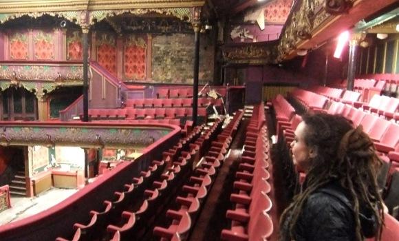 Vicky, Hippodrome theatre, 20/9/11