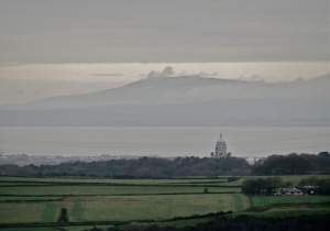 Black Combe and the Ashton Memorial, 27/12/11