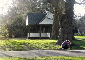 Kennington Park, 20/12/14