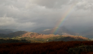 Loughrigg Fell, 29/10/13