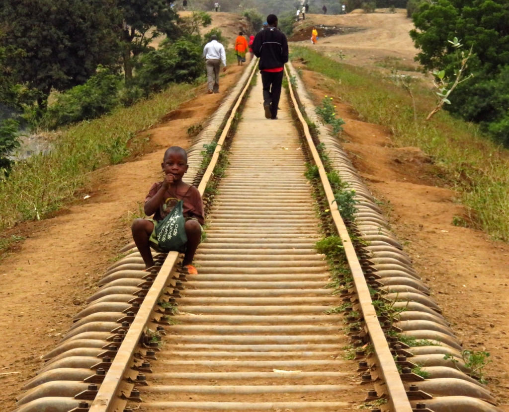 Railway, Moshi, 27/7/15