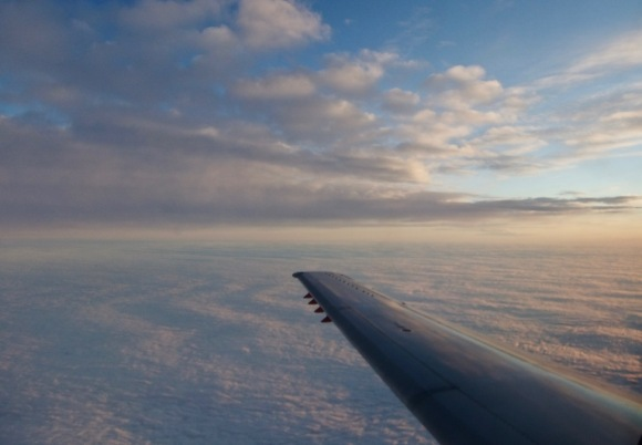 Above the clouds, 7/11/11