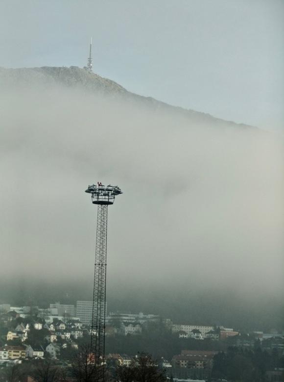 Bergen view, 8/11/11