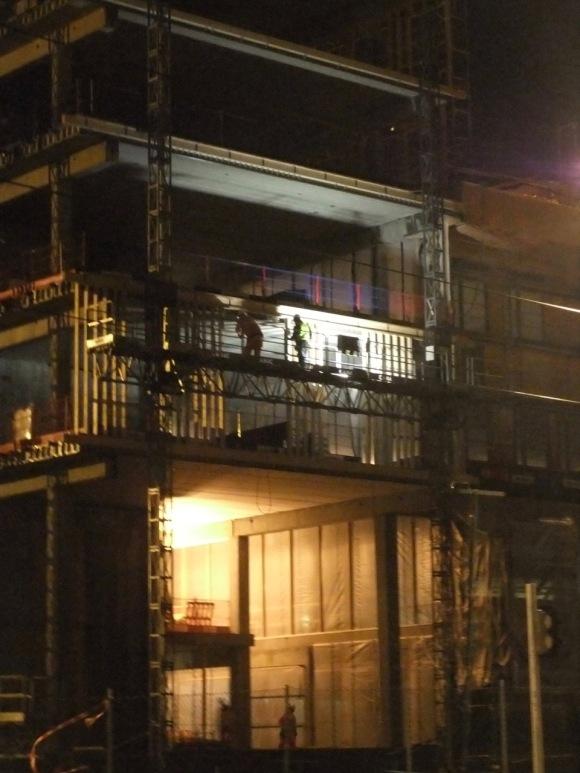 Building site, Bergen, 28/11/11