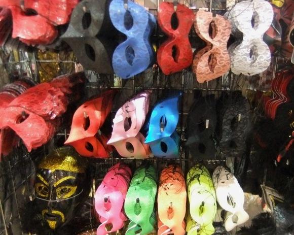 Masks, 15/11/11