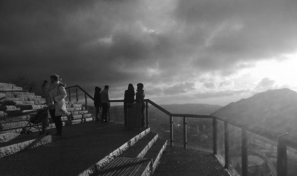 Mount Fløyen, 27/11/11