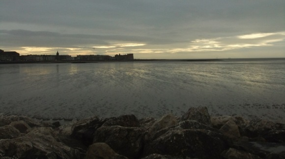 Morecambe Bay, 24/12/11