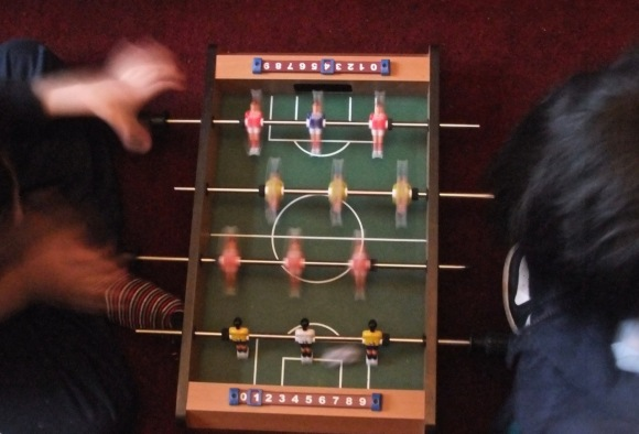 Table football, 23/12/11