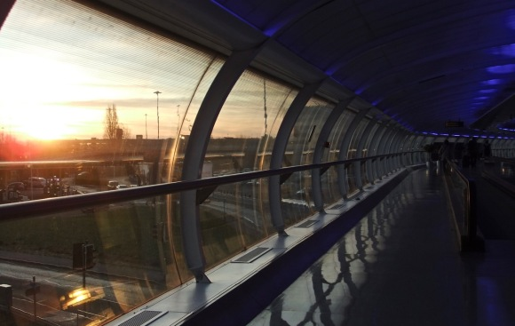 Manchester Airport, 17/1/12