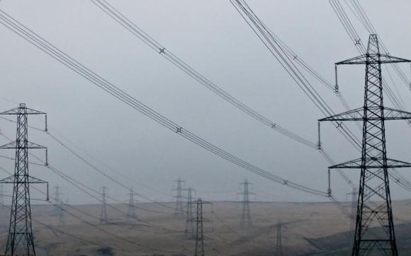 Pylon landscape, 26/2/12