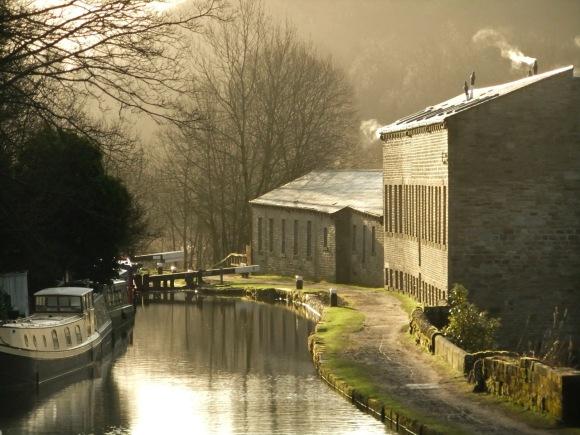 Rochdale canal, 15/2/12