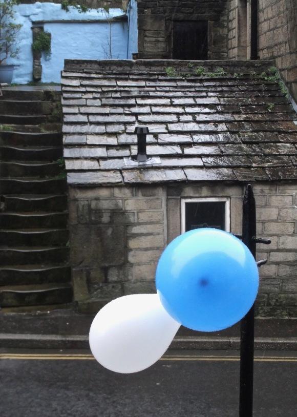 Birthday balloons, 4/3/12