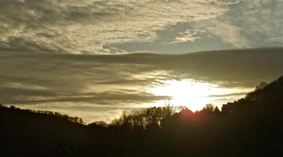 Sunset, 8/3/12