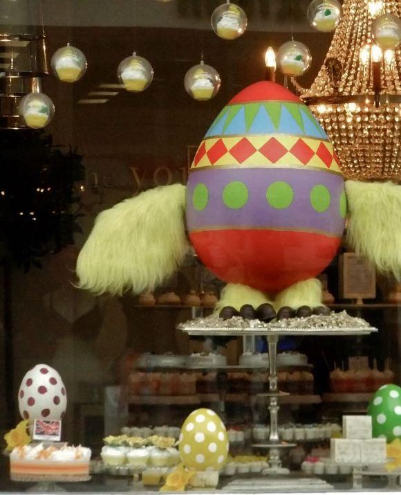 Easter egg, 7/4/12