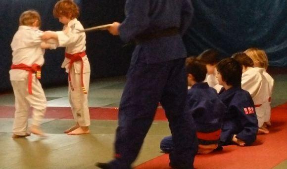 Judo grading, 22/4/12