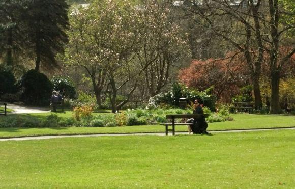 Memorial gardens, 15/4/12