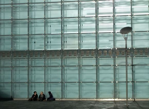 Outside Urbis, 11/4/12