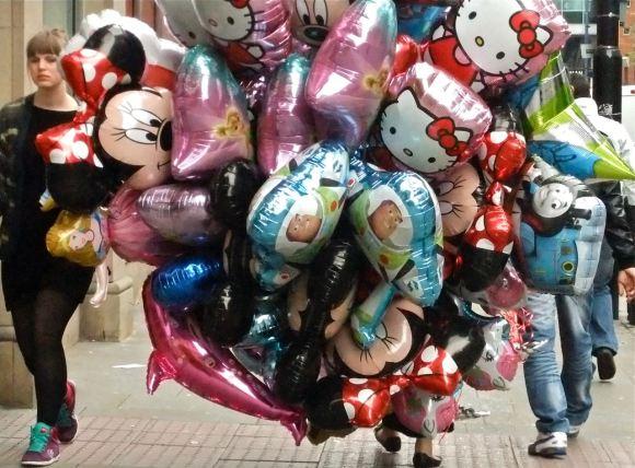 Balloon seller, 4/5/12