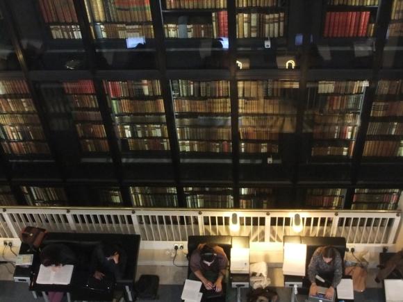 British Library, 18/5/12