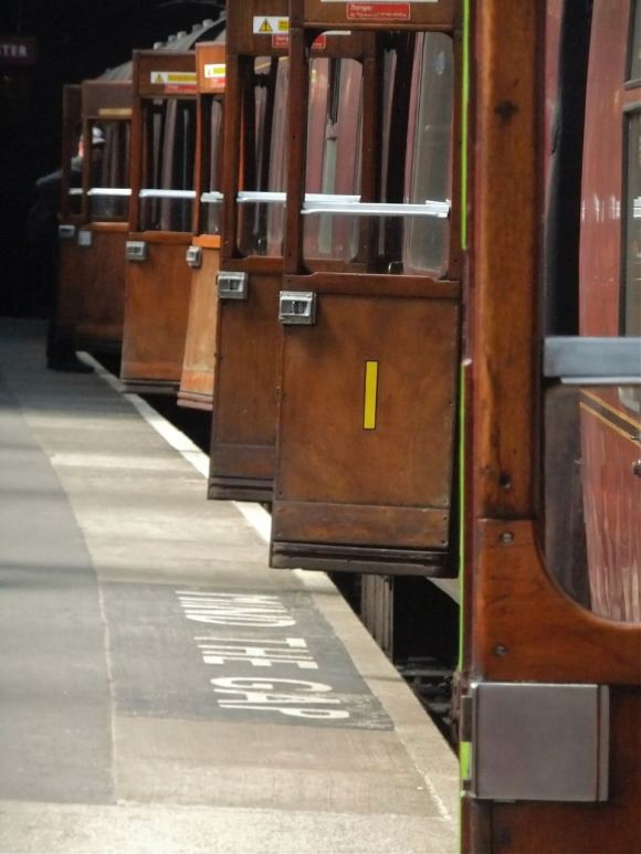 Keighley station, 26/5/12