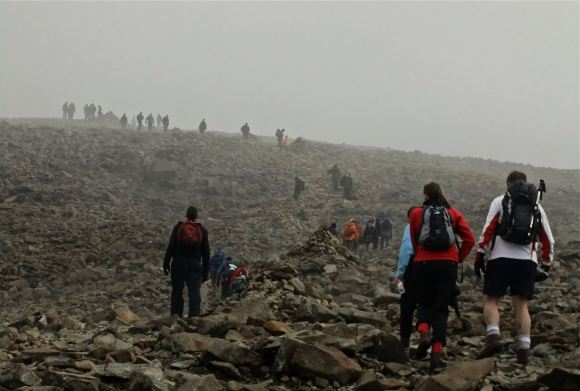 Scafell Pike, 19/5/12