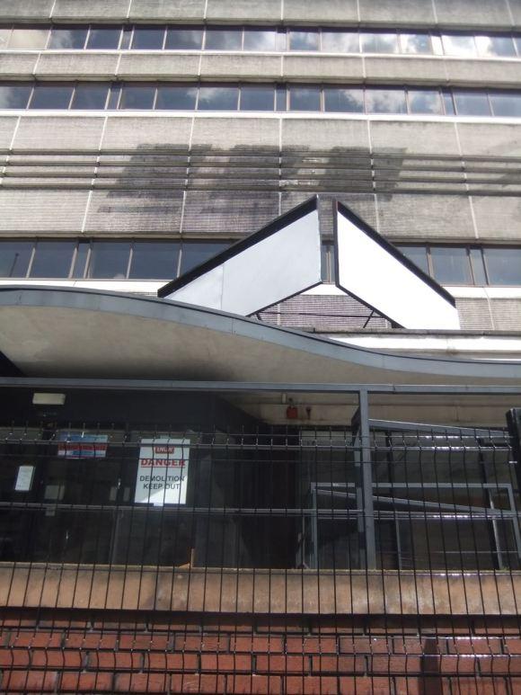BBC building, 18/6/12