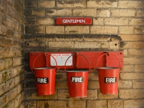Fire buckets, 17/6/12