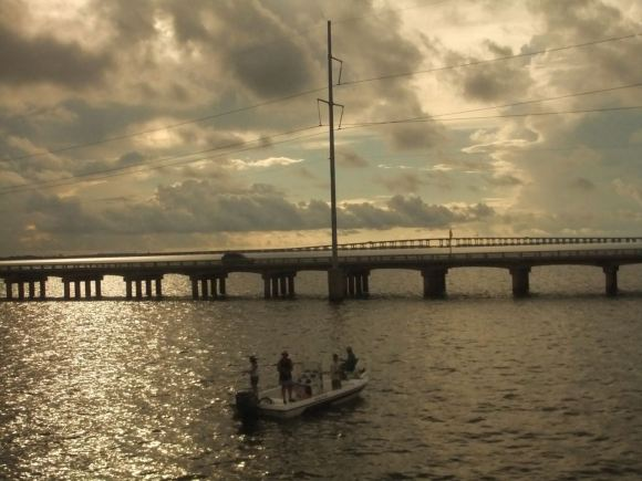 Lake Pontchartrain, 15/7/12