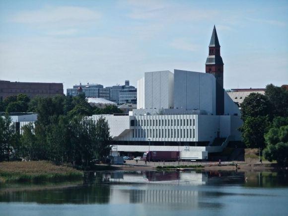 Finlandia building, 12/8/12