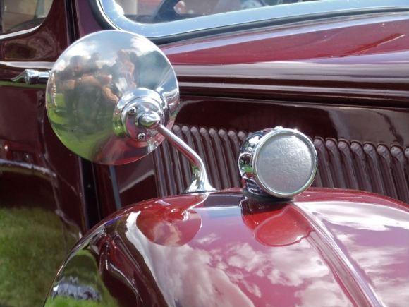 Vintage rally, 5/8/12