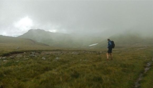Walker, Pike O'blisco, 23/8/12