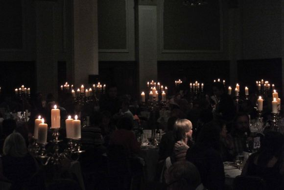 Conference dinner, 12/9/12