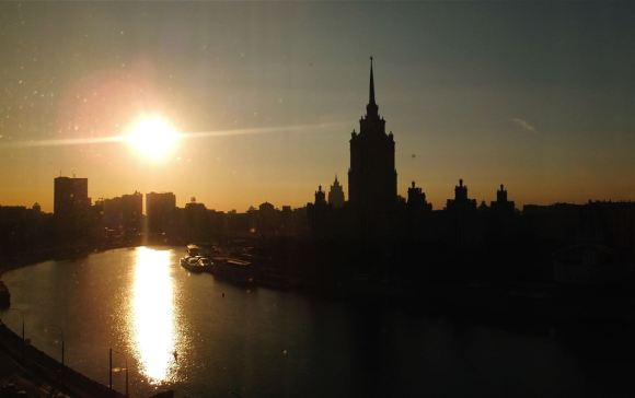 Moscow river, 20/9/12