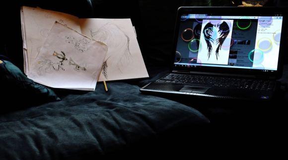 Tattoo consultation, 3/9/12