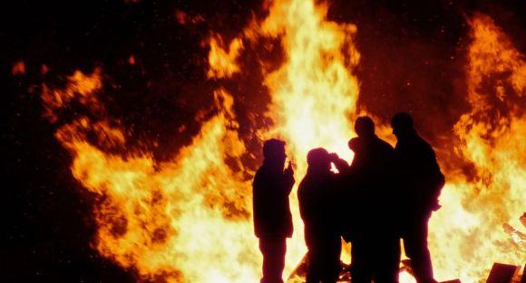 Bonfire, 3/11/12
