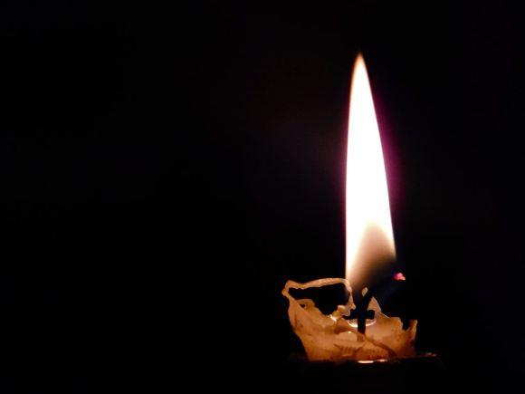 Candle, 2/11/12