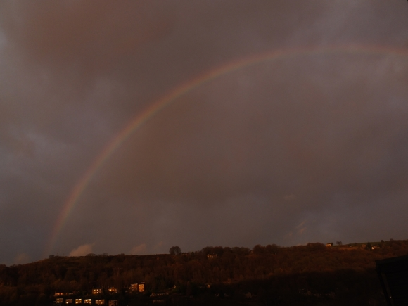 Rainbow, HB, 22/11/12
