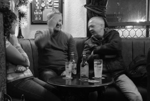 Back in the Railway, 14/12/12