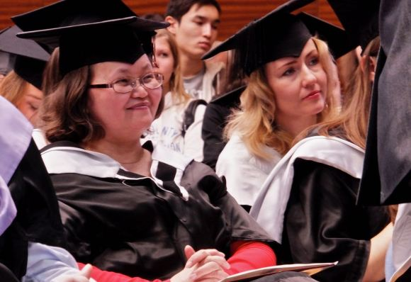 Moscow graduation, 8/12/12