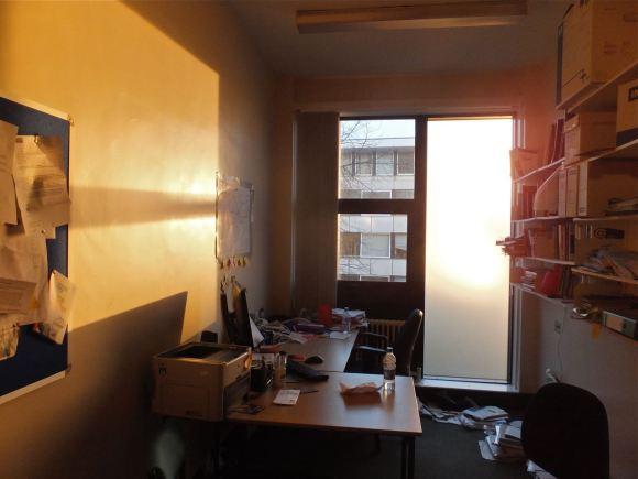 My office, 13/12/12