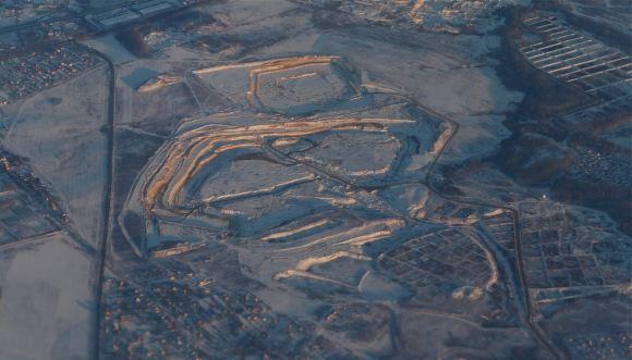 Quarry, Domodedovo, 5/12/12