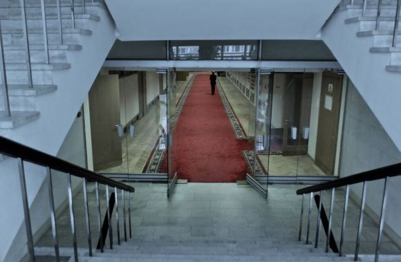 Stairwell, ANE, 6/12/12