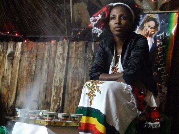 Ethiopian coffee goddess, 15/1/13