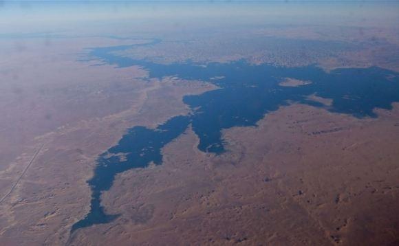 Lake Nasser, 11/1/13