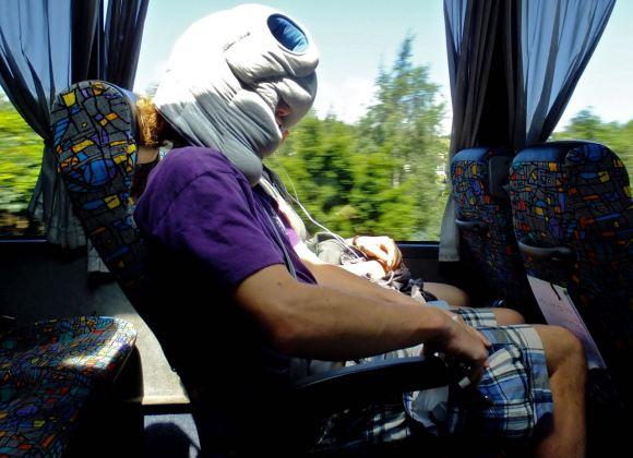 Bus to Invercargill, 19/2/13