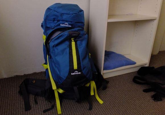 My rucksack, 13/2/13