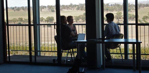 CSU research meeting, 4/3/13