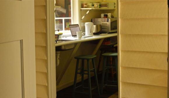 Kookaburra workspace, 21/3/13